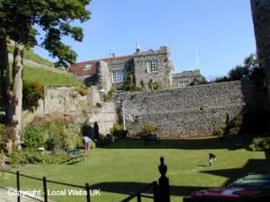 Lewes Castle Gdns